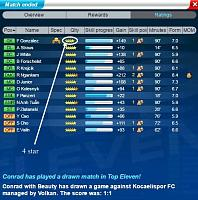 A player who has some unassigned skill points is shown with an additional star-match-end-capture-151127-match.jpg