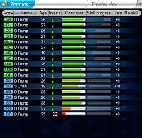 Can't old players or slow trainers improve in quality through trainings or matches?-bulldog-170318-day-start-before-match.jpg