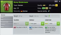 Training speed in relation to Height and Weight of a player-westermann.jpg
